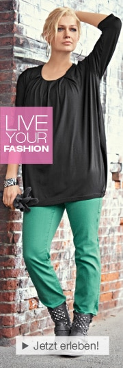 Live Your Fashion