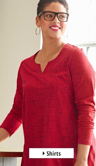 Ulla Popken Shirts
