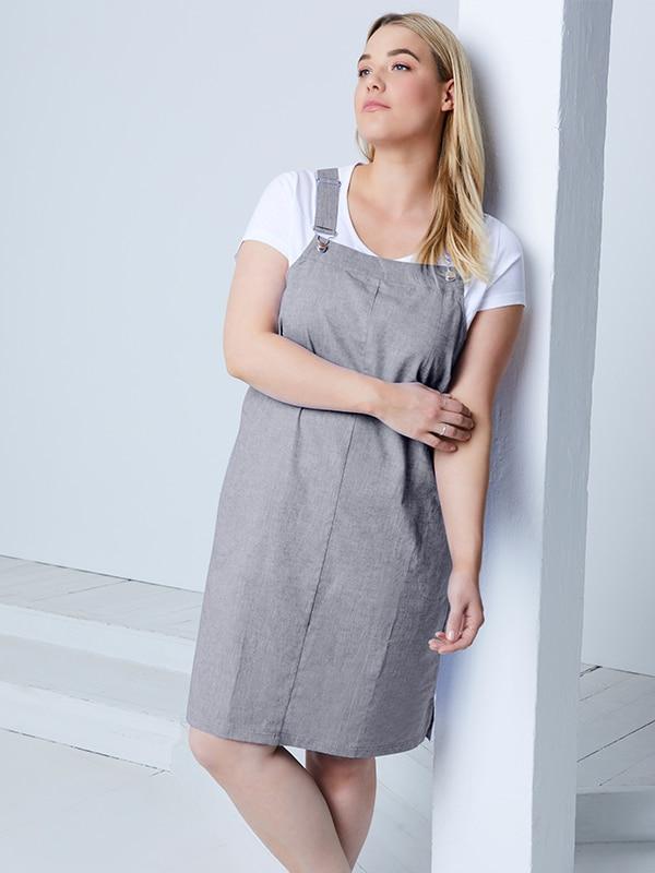 Träger Kleid, verstellbare Träger
