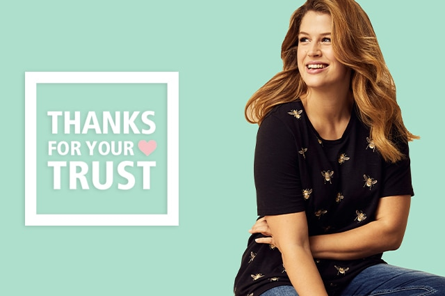 THANKS FOR YOUR TRUST ❤