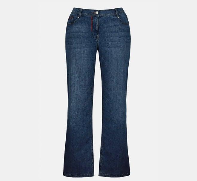 Wideleg Jeans