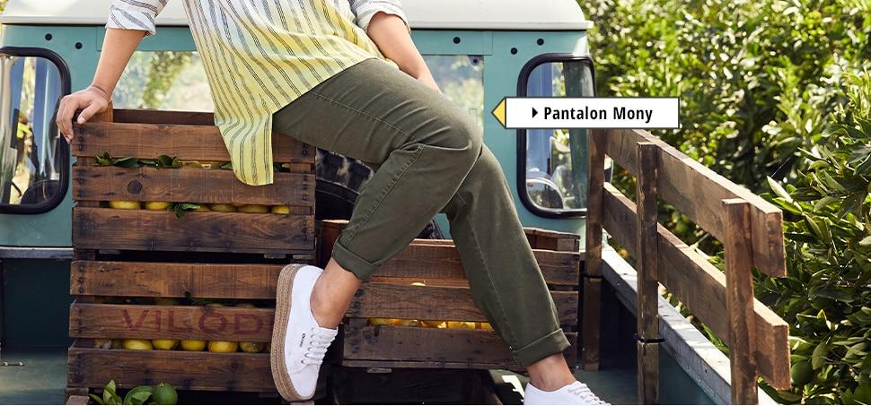 Pantalon Mony