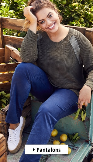 Ulla Popken Pantalons