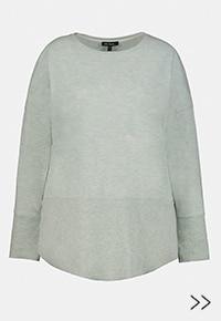 Sweat-shirt, oversize