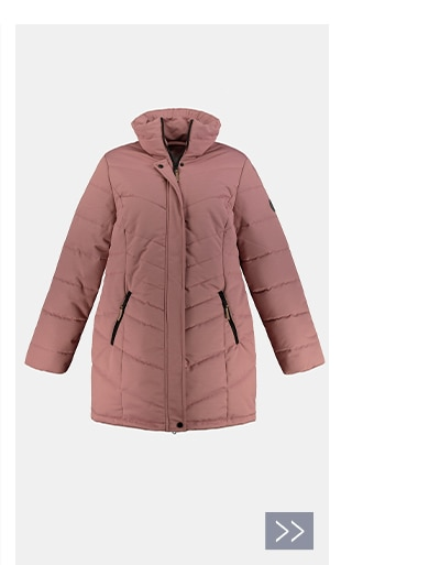 Quilted Fully Lined Jacket