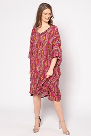 Kleid, Oversized