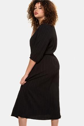 Kleid, Knopfleiste