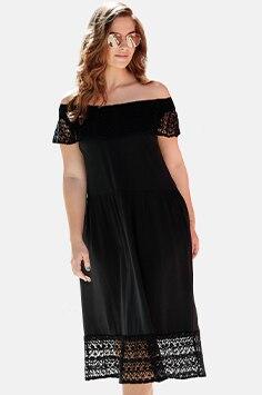 Sukienka z dżerseju
