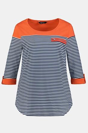 T-shirt style breton