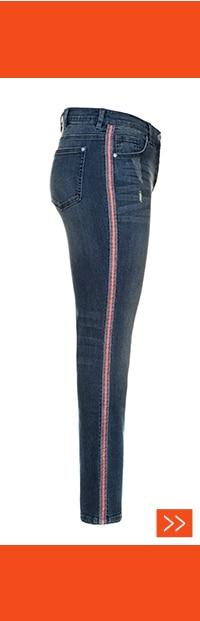 Jeans, leicht destroyed