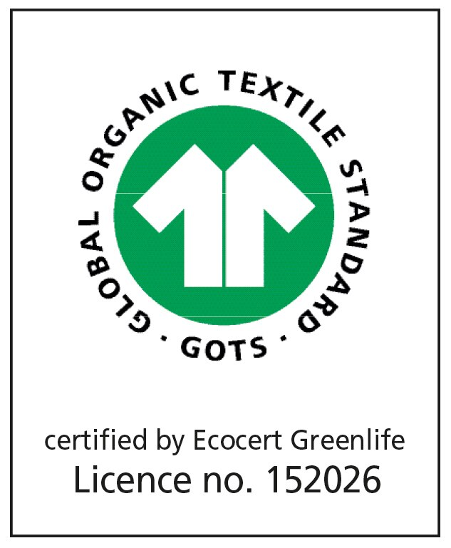 GOTS Zertifikat