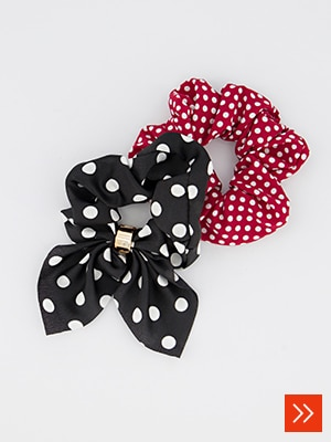 Rockabilly Haarbänder