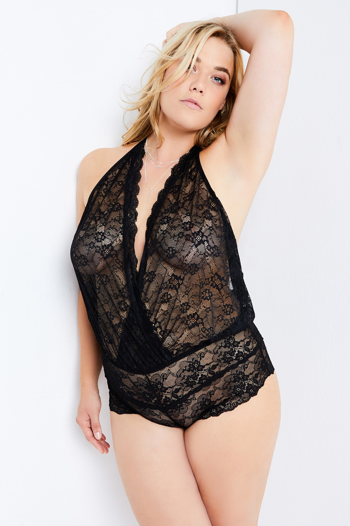 Lace body, Ouvert
