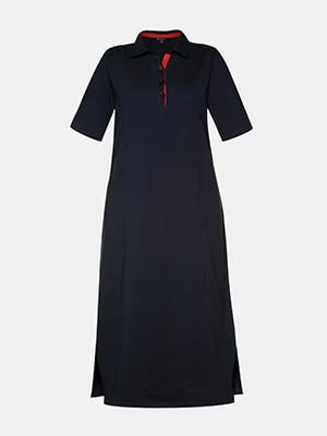 Robe polo maxi