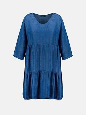 Robe lyocell