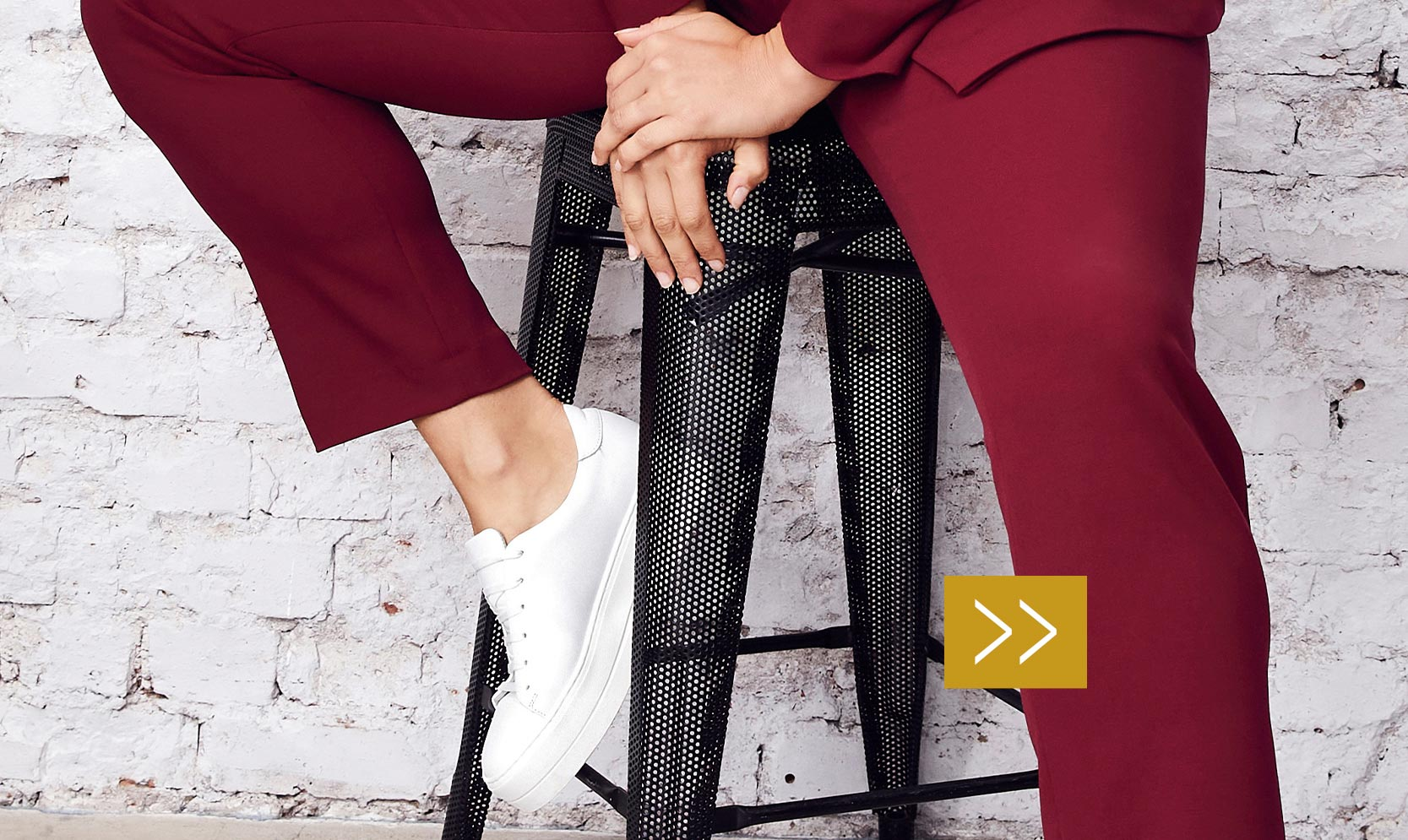 Business broek