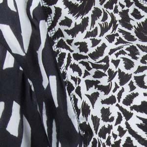 Batik an Ulla Popken Kleidung