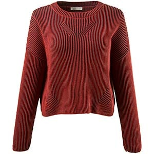 Boxy-Form Pullover von Ulla Popken
