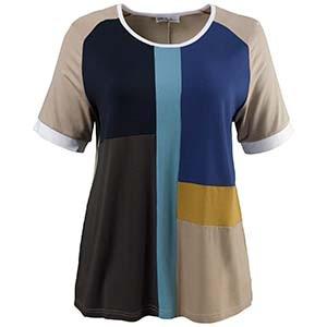 Kleidungsstück mit Colourblocking von Ulla Popken