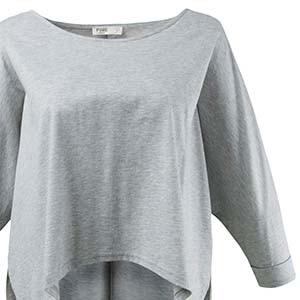 Fledermausärmel an einem Pullover von Ulla Popken