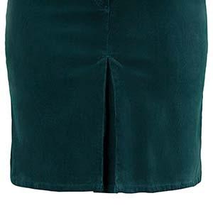Kleidungsstück von Ulla Popken mit Kellerfalte