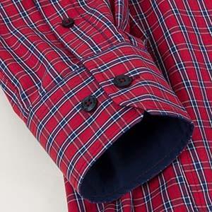 Manschetten an einem Kleidungsstück von Ulla Popken