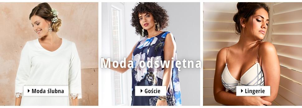1b9146e2a7 Odzież w dużych rozmiarach - modne inspiracje dla kobiet z klasą.