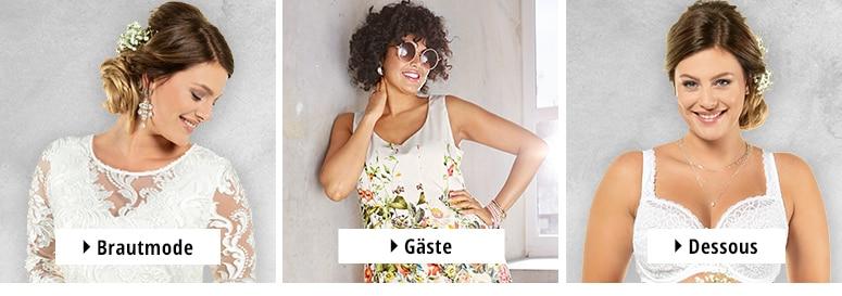 sale retailer 9267b b9379 Hochzeitsmode für Sie & Ihn in großen Größen | Ulla Popken