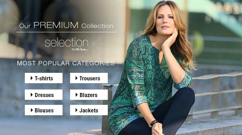 4107945db81c Plus sizes - ladies  fashion from ULLA POPKEN