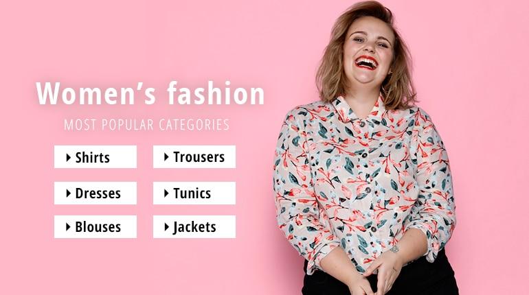 3405cbebf Make a statement with Ulla Popken fashion for Ladies
