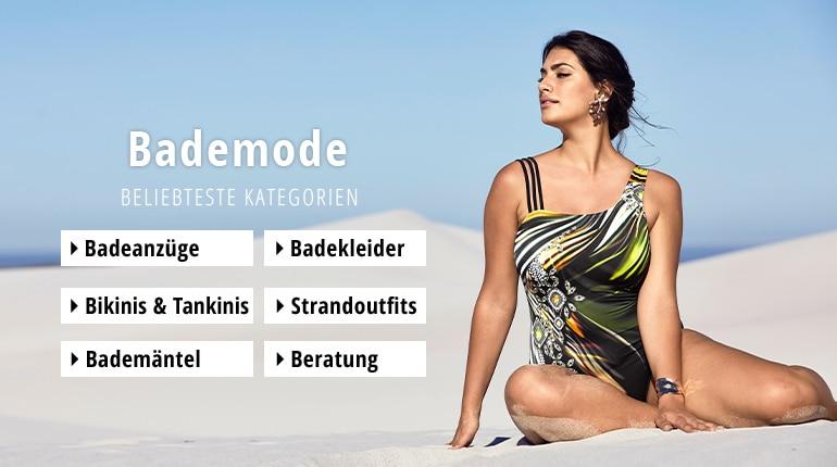 cb2d516ca7d7b2 Bademode für mollige Frauen | Ulla Popken