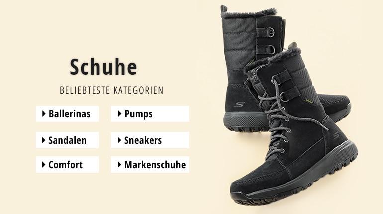 Schuhe & Strümpfe : Damenmode, Schuhe und Unterwäsche billig