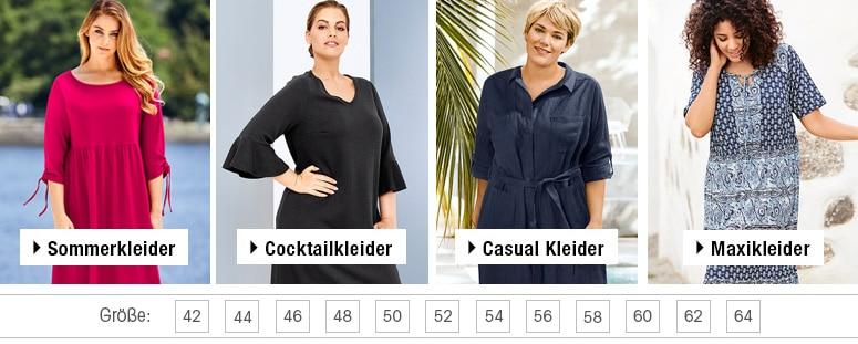 Schicke Kleider für große Größen | Ulla Popken