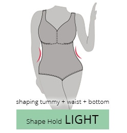 Shape Hold Light