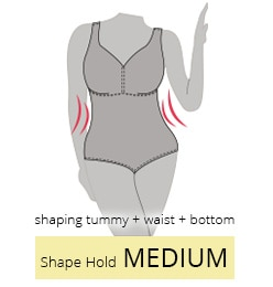 Shape Hold Medium