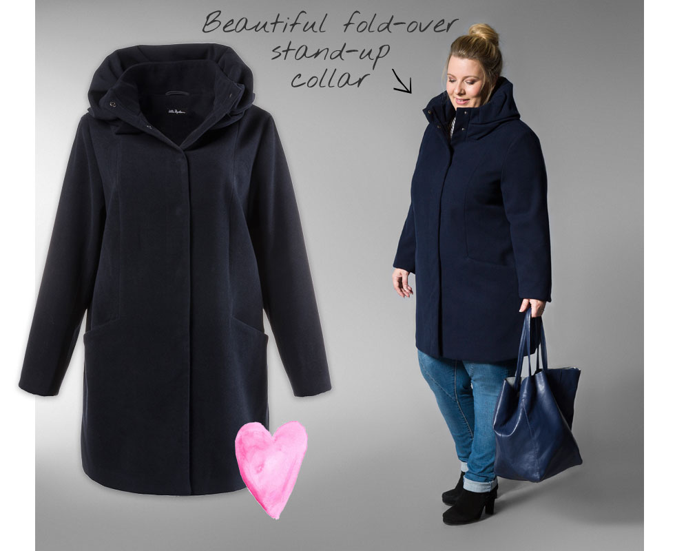 Theklas favorit Outfit in plus sizes