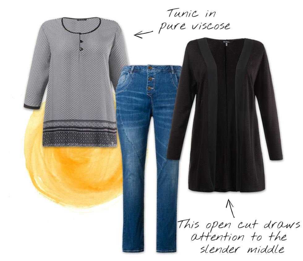 Theklas outfit