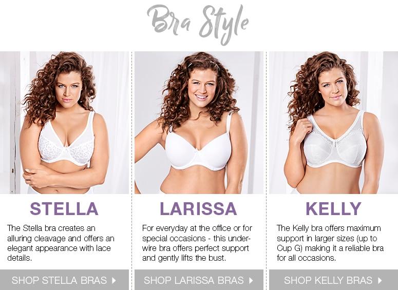 7cab1be1cbd3aa Women s Bras - Plus Size l Ulla Popken