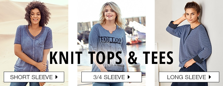 cc2766729df Tops   T-Shirts for Plus Size Women  Show Your Fashion Sense