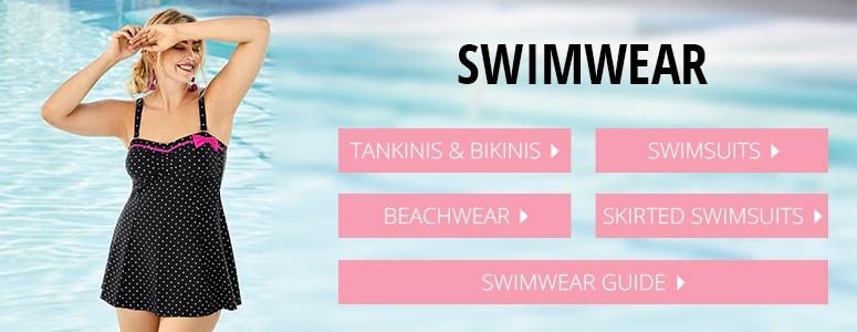 537813e3ee9 Plus Size Swimwear For Women