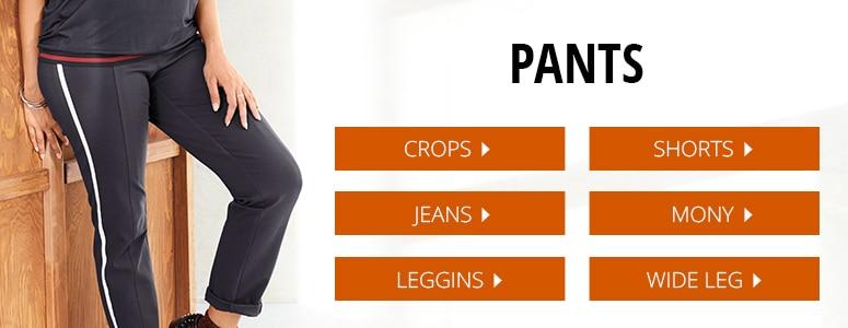Women\'s Plus Size Pants | Ulla Popken Plus Size Fashion ...
