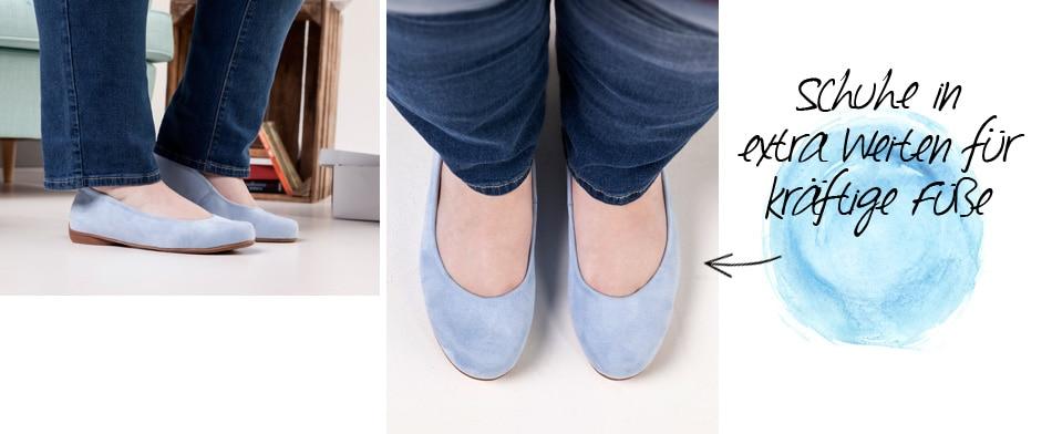 buy online 9006b 63cdc Schuhe in Übergrößen für Damen | Ulla Popken