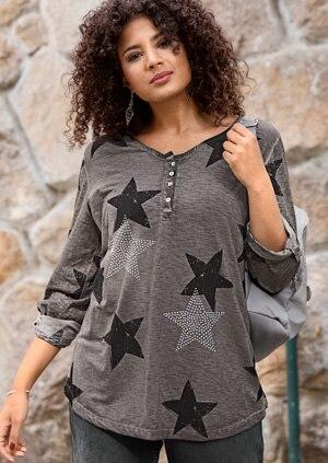 Tunika mit Sternenmuster