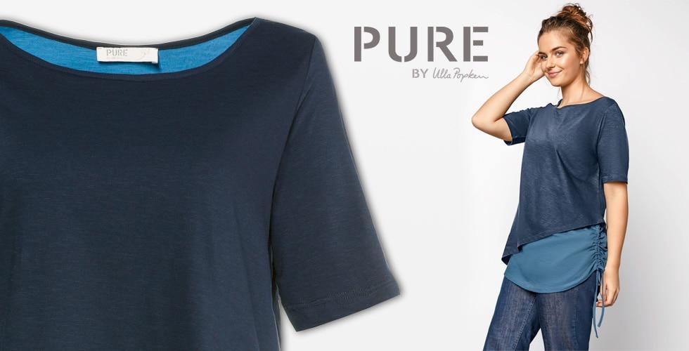 Nachhaltig produzierte Mode von PURE by Ulla Popken