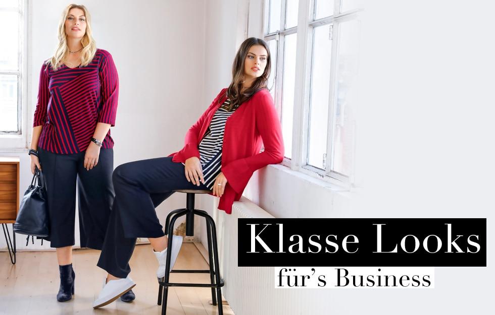 Business Mode Fur Damen In Grossen Grossen Ulla Popken