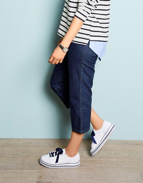 Mony Jeans in Wadenlänge