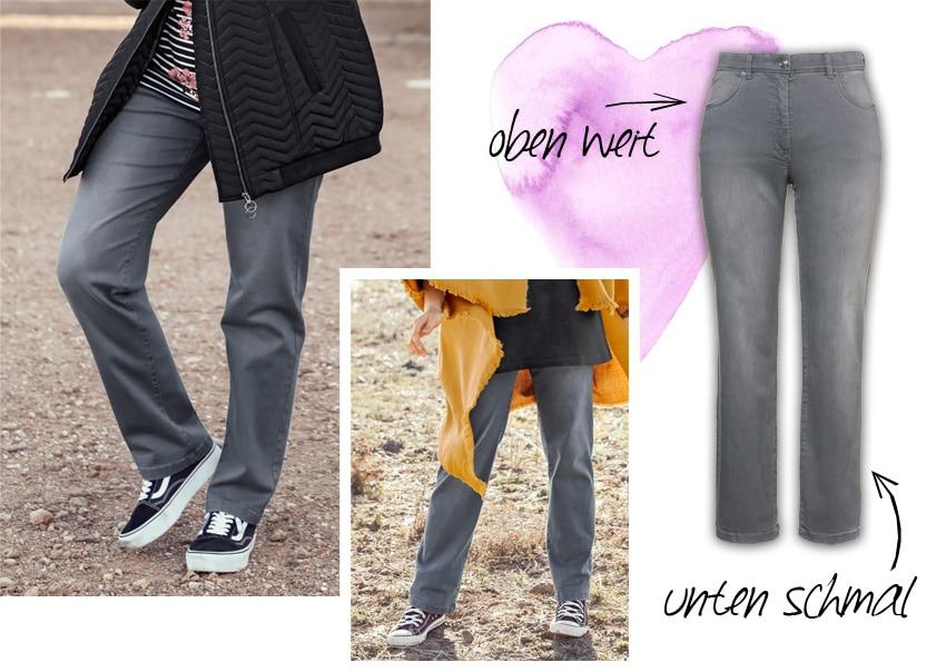9e06e7235e9e Jeans in großen Größen – Ulla Popken