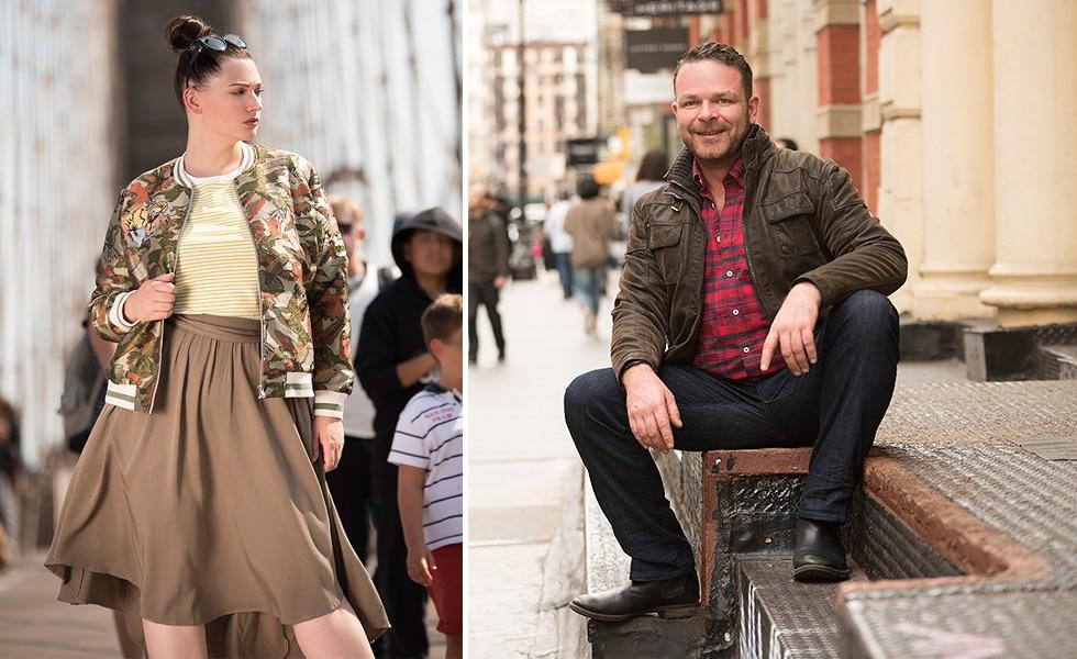 New York Trip Big Fifty Four auf Fotoreise mit Silvana Denker