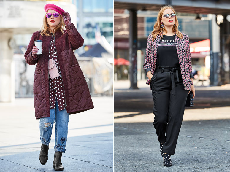 Outfits von Studio Untold - Oktoberkollektion 2018