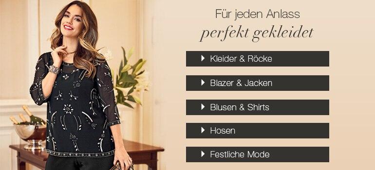 elegante abendmode in grossen gr ssen ulla popken. Black Bedroom Furniture Sets. Home Design Ideas